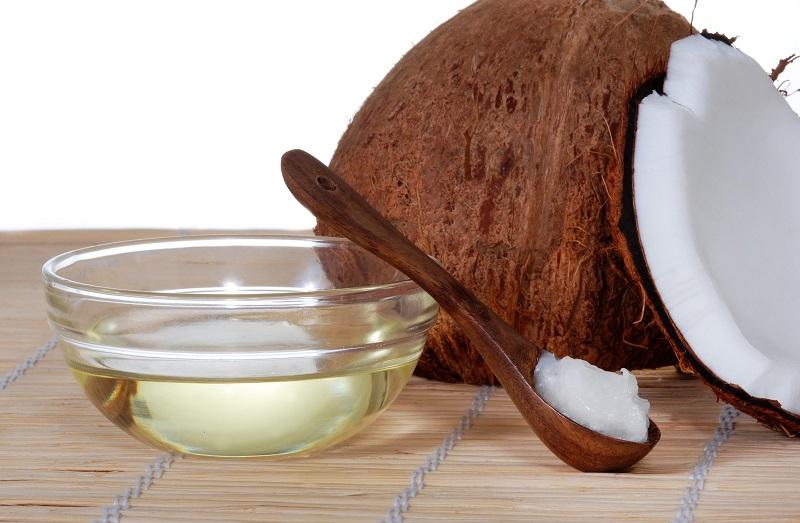 Cannabisolie En Kokosolie