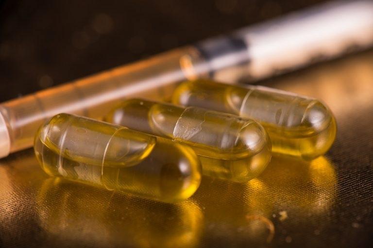CBD-olie-capsules