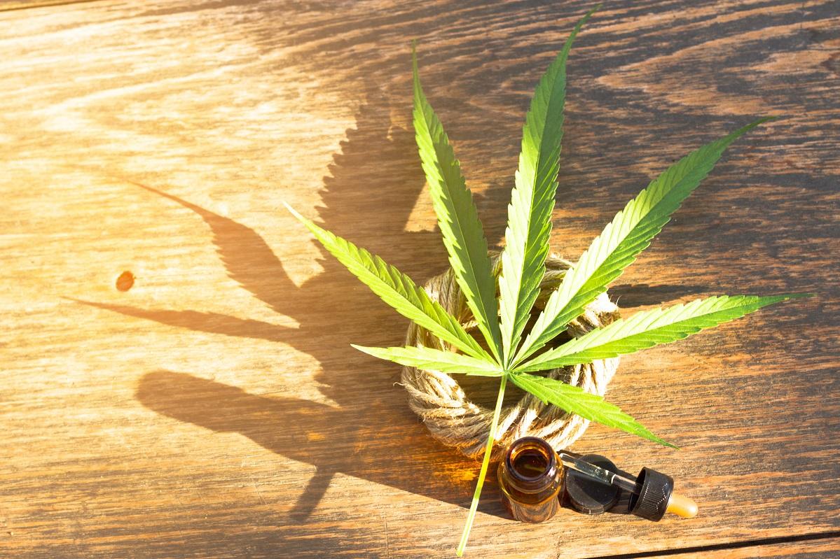 Cannabisolie Zonder THC