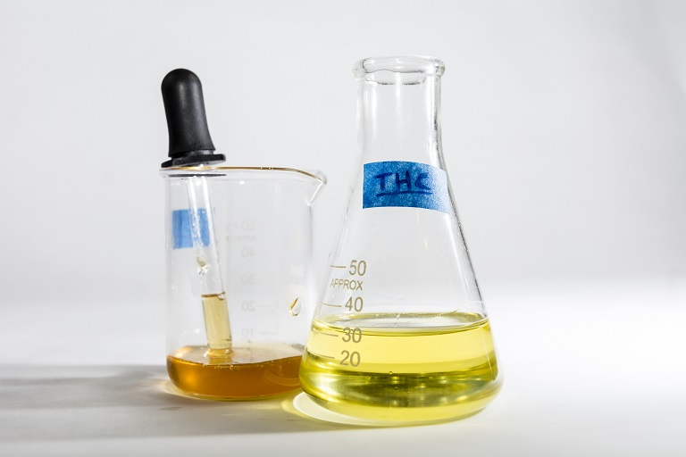 CBD-olie-en-THC-olie-testen