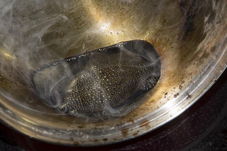 Veilige THC-olie
