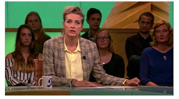 Talkshow M Magriet Van Der Linden