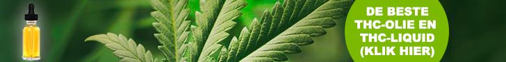 THC-olie en THC-liquid