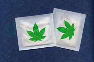 Pleisters met THC kopen