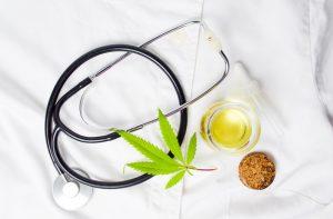 THC olie medicinaal