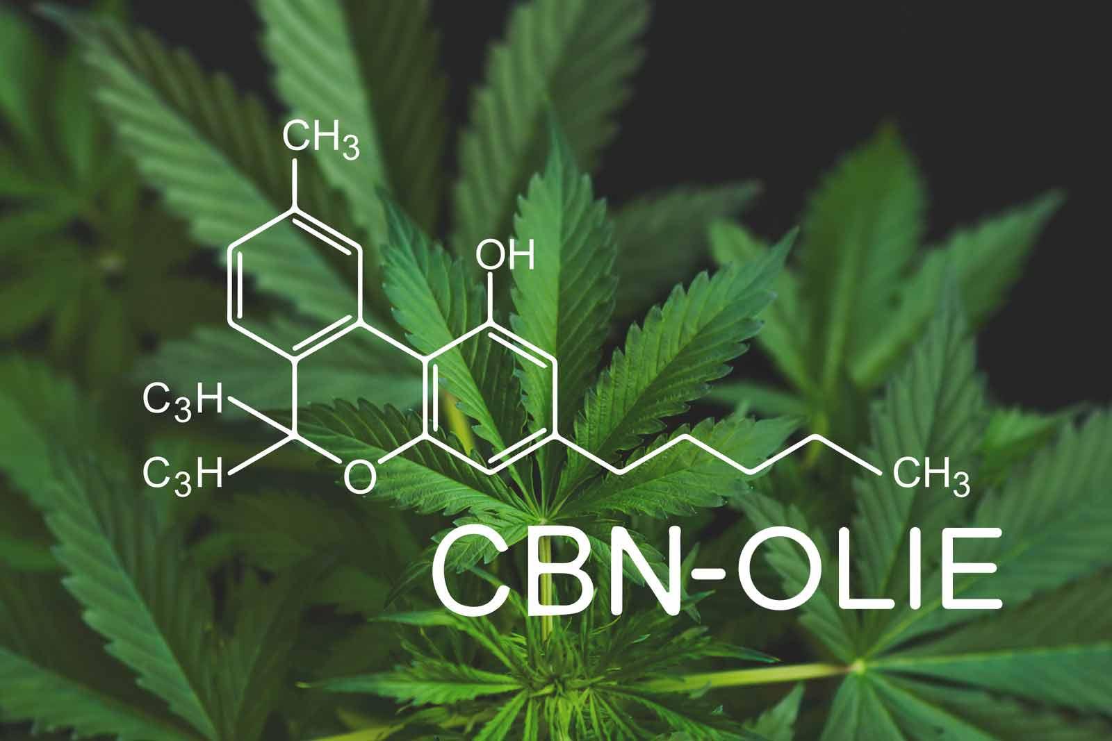 CBN Olie