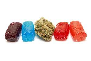 THC snoepjes