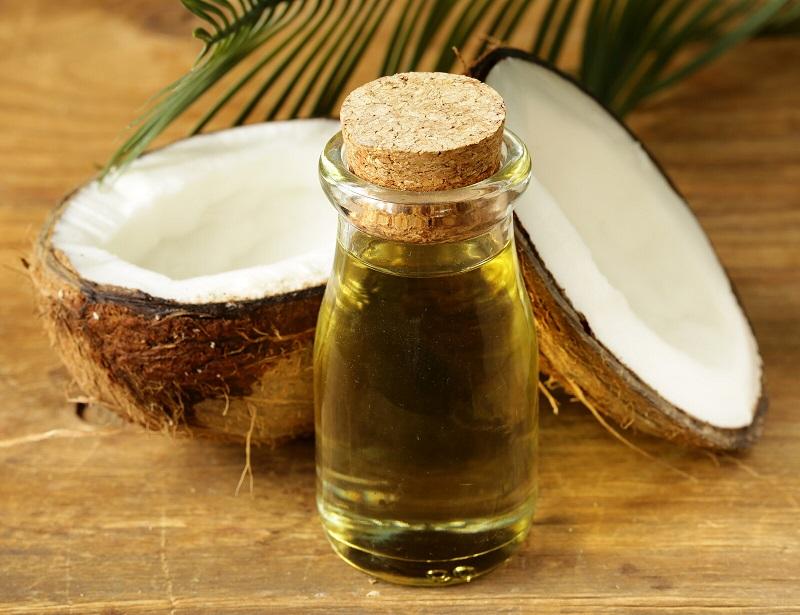THC-olie Maken Met Kokosolie