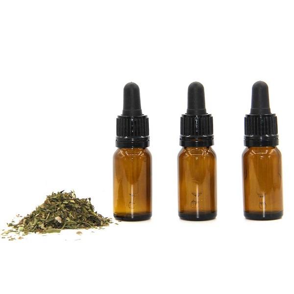 Druppelflesjes THC Olie